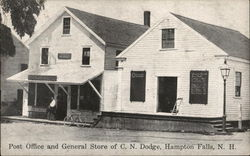 Post Office and General Store of C. N. Dodge