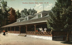 Pavilion at Canobie Lake