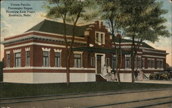 Union Pacific Passenger Depot