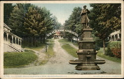 N.H. Vterans'Association grounds at Weims