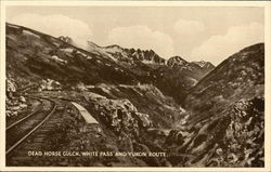 Dead Horse Gulch, White Pass and Yukon Route