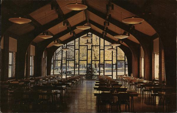 Dining Hall Quincy Illinois