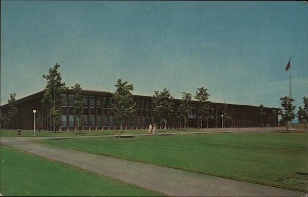Academic Building, Mohawk Valley Community College Utica New York