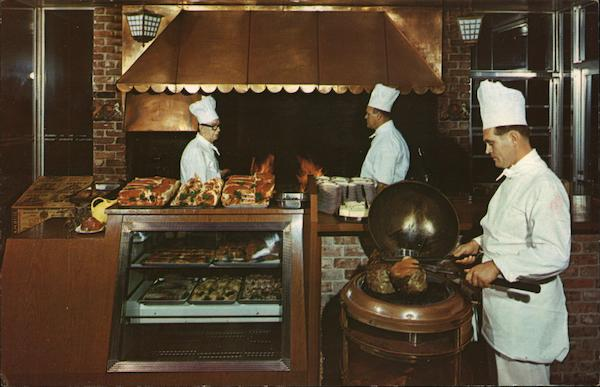 The Famous Open Hearth, Galt Ocean Mile Hotel Fort Lauderdale Florida