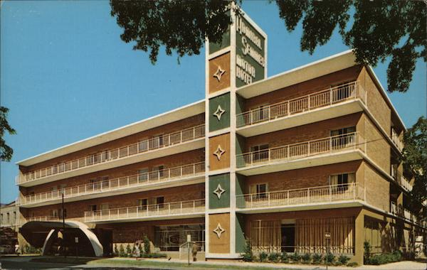The Admiral Semmes Downtown Motor Hotel Mobile Alabama