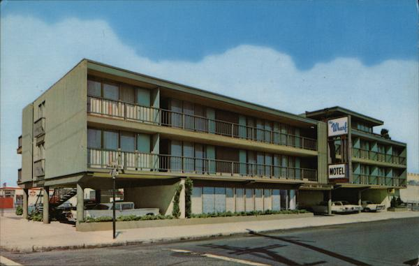 The Wharf Motel San Francisco California