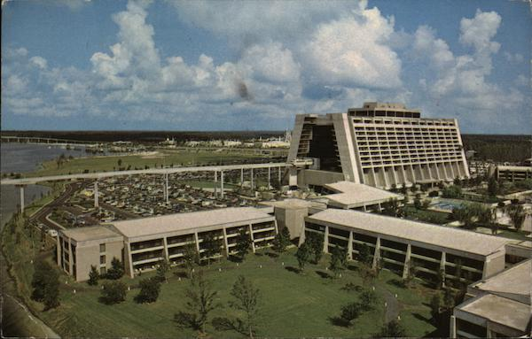 Contemporary Resort - A Vacation Adventure Disney