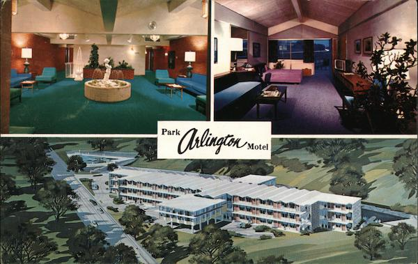 The Arlington Motel Virginia