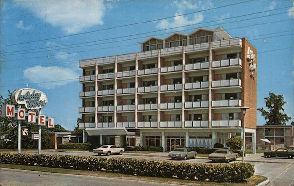 Holiday Towers Motel Norfolk Virginia