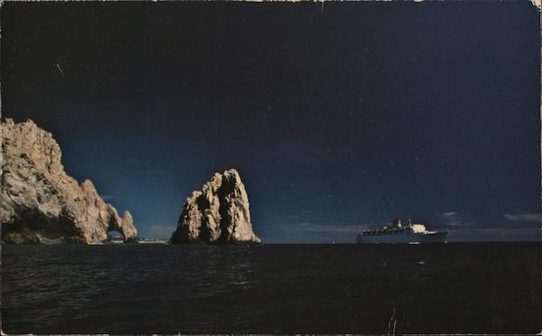 Land's End Cabo San Lucas Mexico