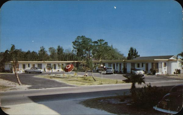 Edgewater Drive Motel Clearwater Florida