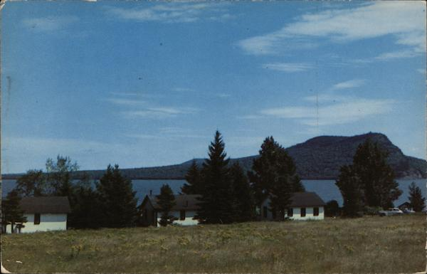 Lakeshore Camps on Moosehead Lake Rockwood Maine