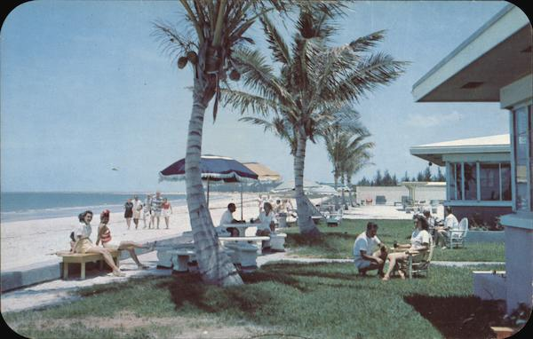 Bright Water Beach Hotel and Apartments Pass-a-Grille Beach Florida