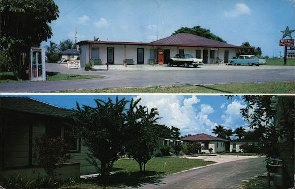 Starling's Motel, Highway No. 27 South Bay Florida