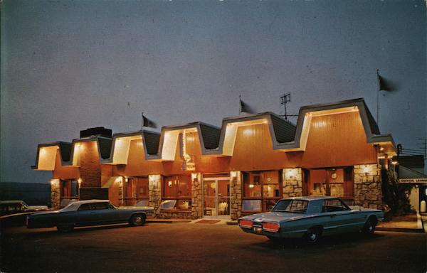 Breezy Acres Motel, Restaurant and Lounge Cobleskill New York