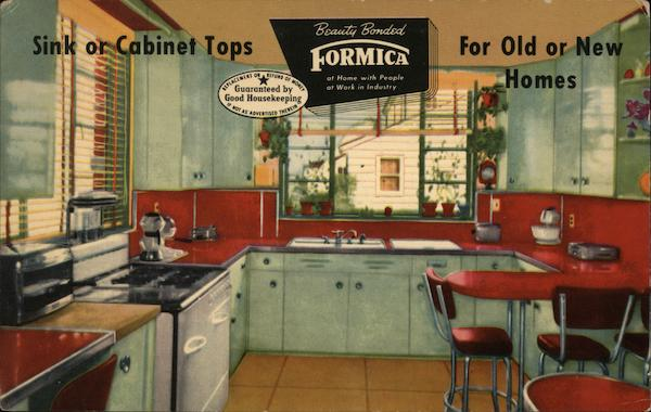 FORMICA Advertising