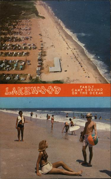Lakewood Family Campground Myrtle Beach South Carolina