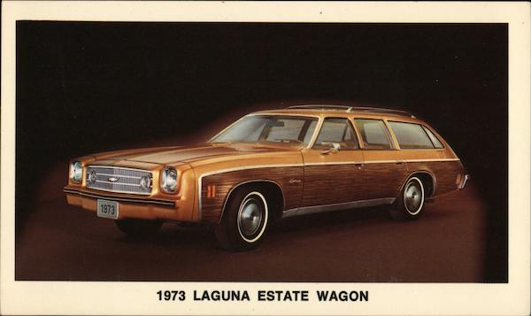 Chevrolet 1973 Laguna Estate Wagon Cars