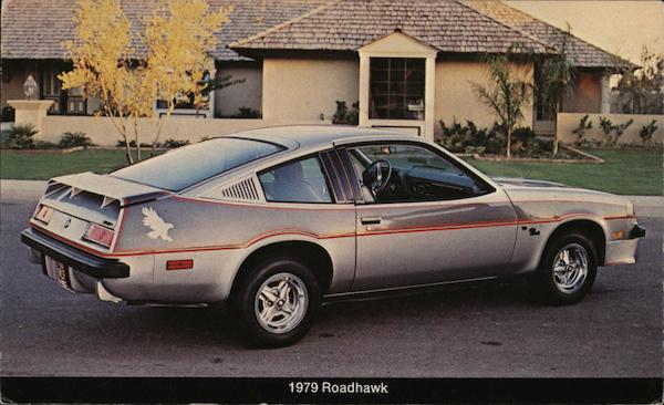 1979 Roadhawk by Buick Cars