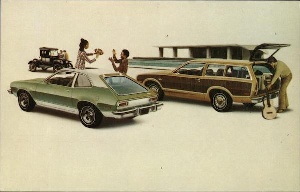 1974 Pinto and Pinto Squire Cars