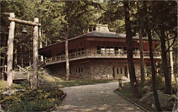 Pilgrim Pines Conference Center, Swanzey Lake