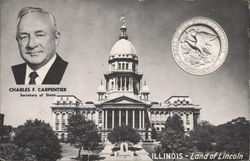 Illinois State Capitol - Charles F. Carpenter