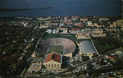 Camp Randall Stadium and Field House