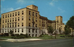 State of Wisconsin General Hospital, 1300 University Avenue
