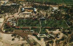 Aerial view of 49ers' Ranch Resort