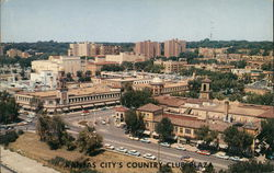 Country Club Plaza Postcard
