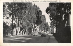 El Camino Real (The King's Highway) (U.S. 101)