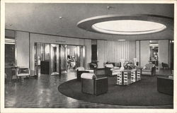 Foyer Approach to the Ninth Floor Restaurant of the T. Eaton Co. Limited Department Store