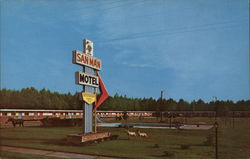 San Man Motel and Restaurant