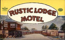Rustic Lodge Motel