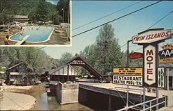 Twin Islands Motel and Restaurant