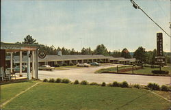 Old Colony Motor Inn, South on U.S. 441, 129