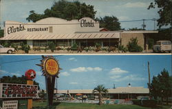 Clark's Motel and Restaurant