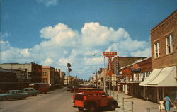 Main Street, in the Lower Rio Grande Valley