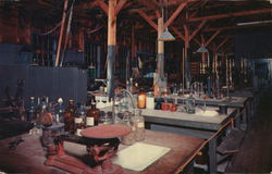 Chemical Laboratory, Edison Winter Home