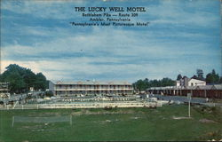 The Lucky Well Motel