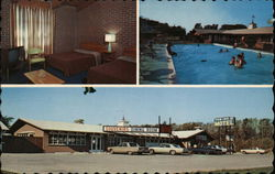 The Inn Motel Postcard
