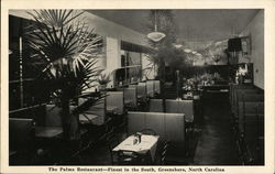 The Palms Restaurant and Soda Service