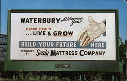Waterbury Welcomes You!