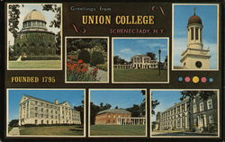Greetings from Union College