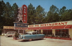 Red Pig Drive-In Restaurant