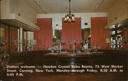 Hawkes Crystal Sales Rooms
