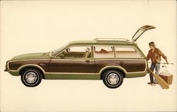 1973 Pinto Squire Station Wagon