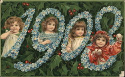 1908 All Happiness in the New Year