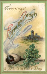 Greetings - Erin Go Bragh - St. Patrick's Day
