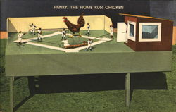 Henry, The Home Run Chicken